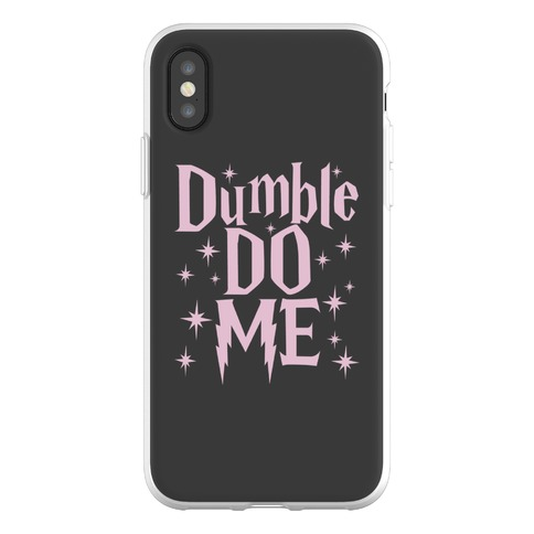 Dumble-Do Me Phone Flexi-Case