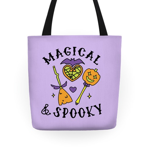 Magical & Spooky Tote