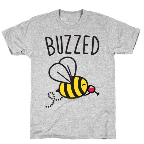 Buzzed Wine Bee T-Shirt
