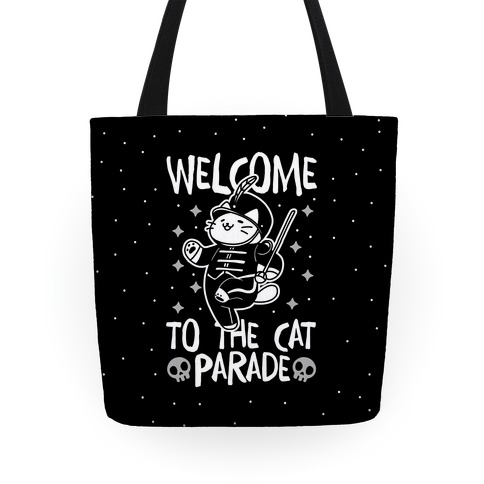 Welcome to the Cat Parade Tote