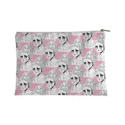 Cry Baby Pattern Accessory Bag