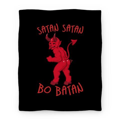 Satan Satan Bo Batan Blanket
