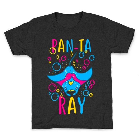 Pan-ta Ray  Kids T-Shirt