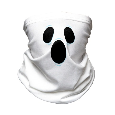 Ghost Face Neck Gaiter