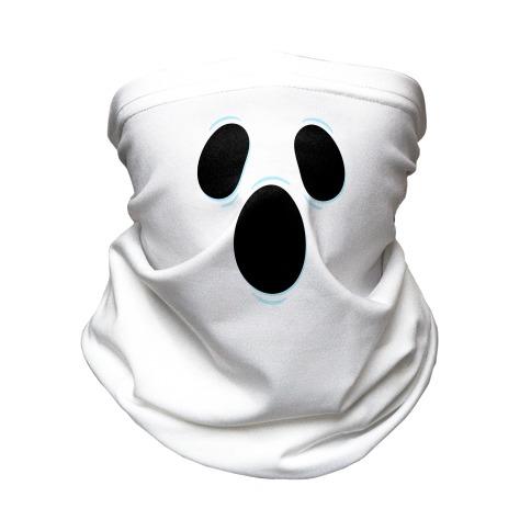 Ghost Face Neck Gaiter