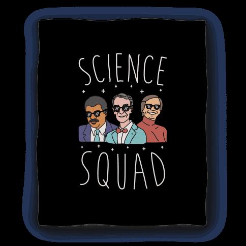Science Squad Blanket