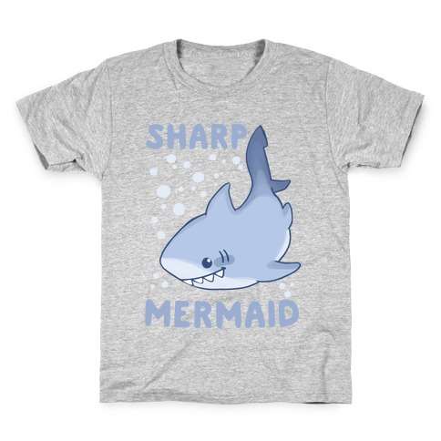 Sharp Mermaid Kids T-Shirt