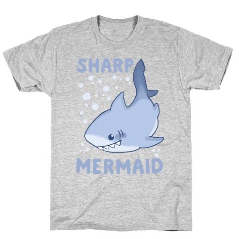 Sharp Mermaid T-Shirt