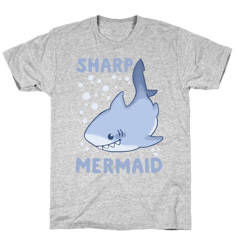 Sharp Mermaid T-Shirt
