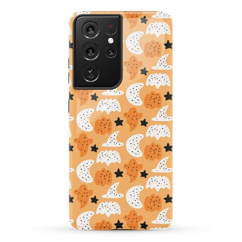 Frosted Halloween Cookies Pattern Phone Case
