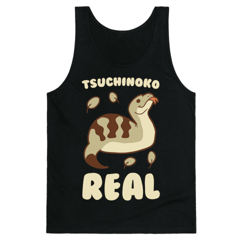 Tsuchinoko Real Tank Top