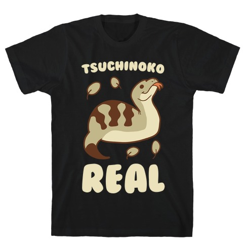 Tsuchinoko Real T-Shirt