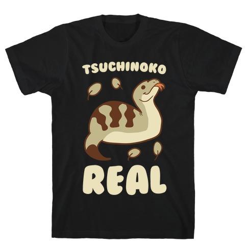 Tsuchinoko Real T-Shirt