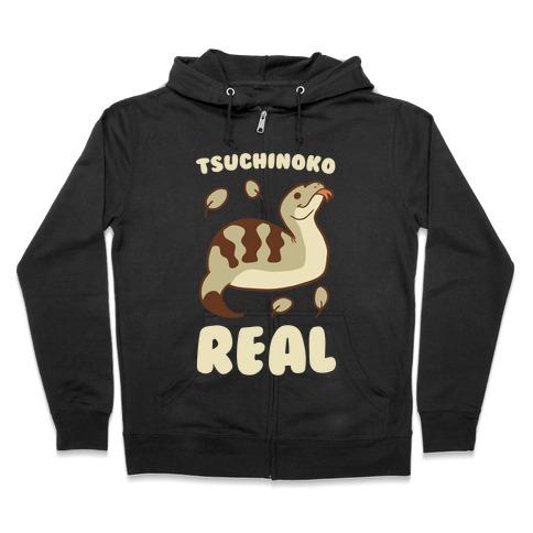 Tsuchinoko Real Zip Hoodie