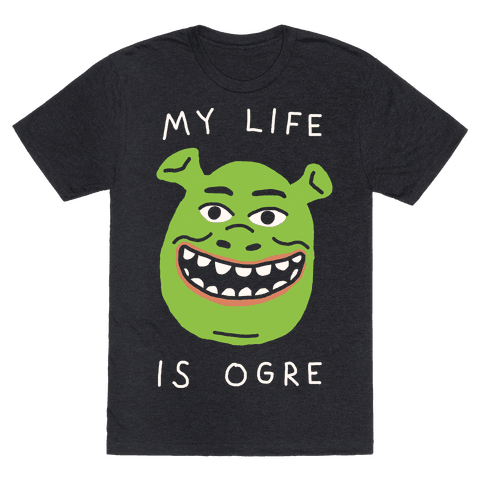 My Life Is Ogre