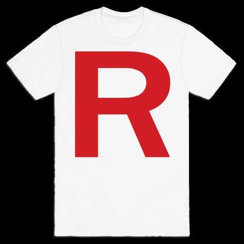 Team Rocket Mens/Unisex T-Shirt