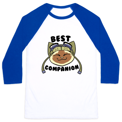 Best Companion Baseball Tee