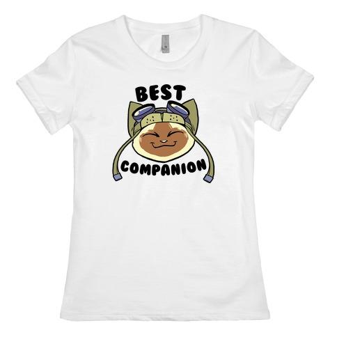 Best Companion Womens T-Shirt