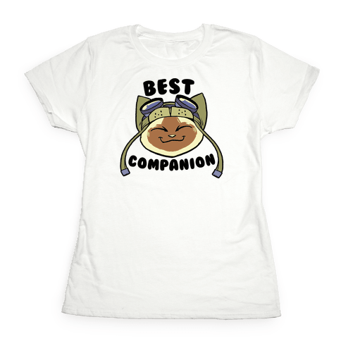 Best Companion Womens T-Shirt