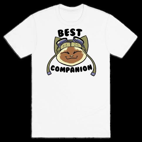 Best Companion Mens T-Shirt