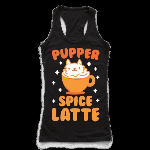 Pupper Spice Latte