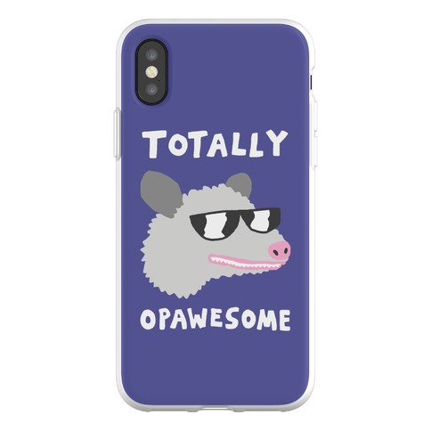 Totally Opawesome Phone Flexi-Case