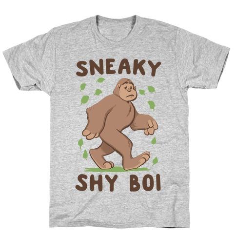 Sneaky Shy Boi T-Shirt