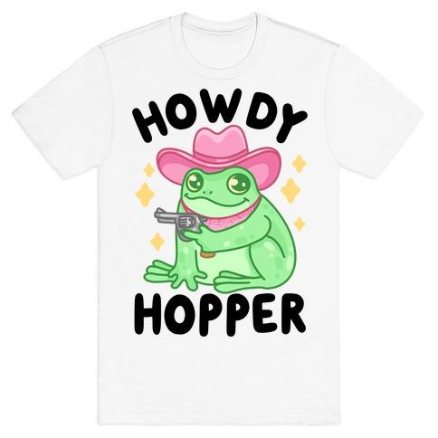Howdy Hopper T-Shirt