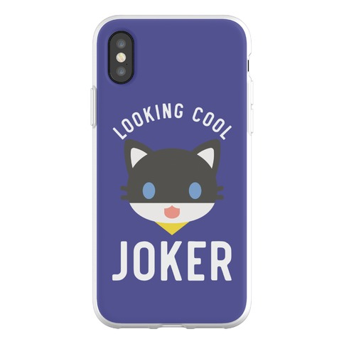 Looking Cool Joker Phone Flexi-Case