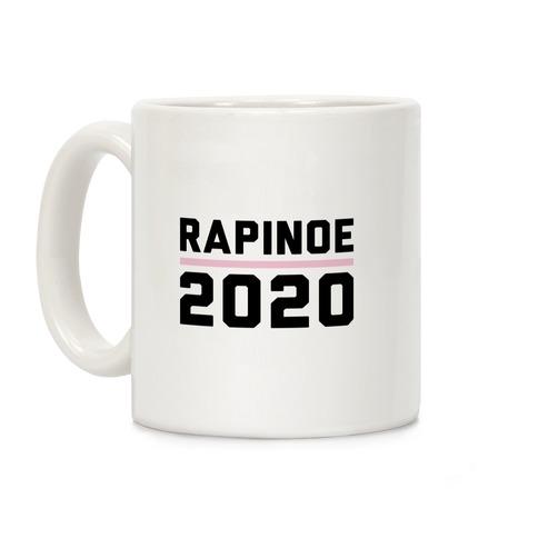 Rapinoe 2020 Coffee Mug