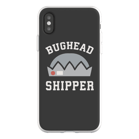 Bughead Shipper Phone Flexi-Case