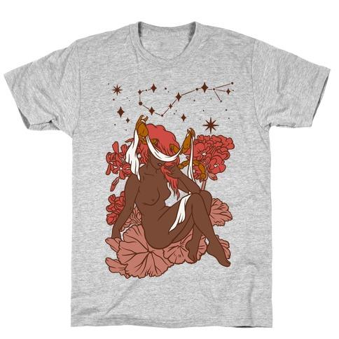 Zodiac Pinup Scorpio T-Shirt