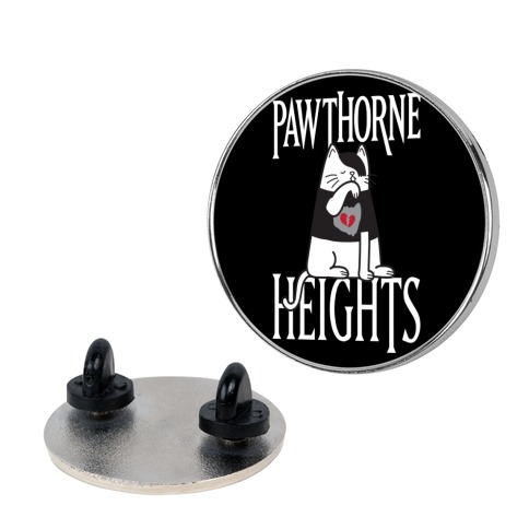 Pawthorne Heights Pin