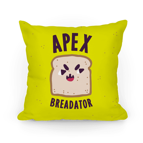 Apex Breadator  Pillow