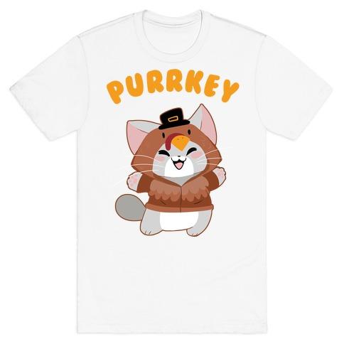 Purrkey T-Shirt