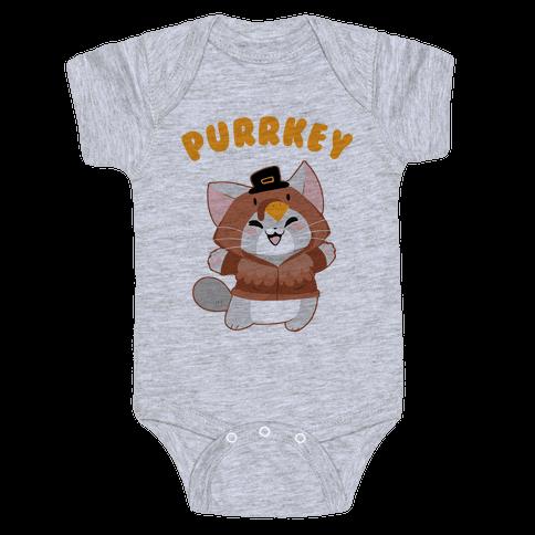 Purrkey Baby One-Piece