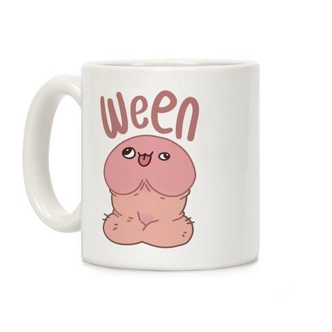Derpy Penis Ween Coffee Mug