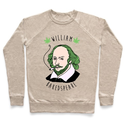 William Bakedspeare Pullover