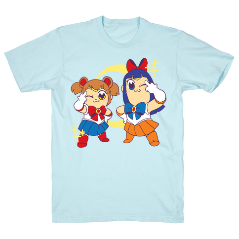 Pretty Sailor Pop Team Epic