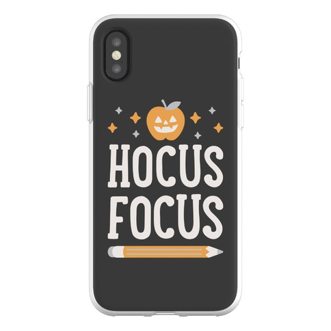 Hocus Focus Phone Flexi-Case