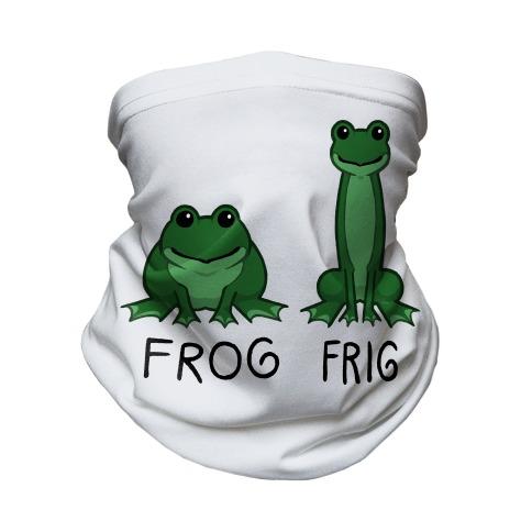 Frog, Frig Neck Gaiter
