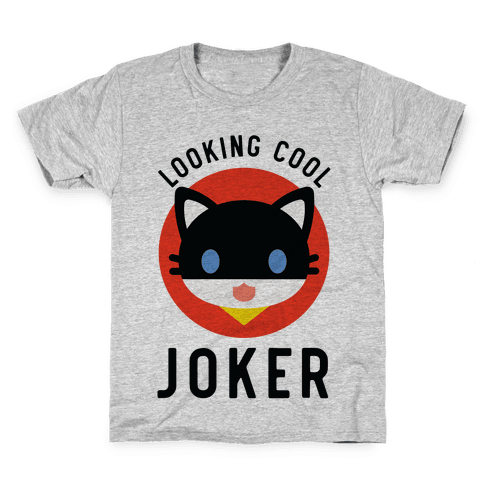 Looking Cool Joker Kids T-Shirt