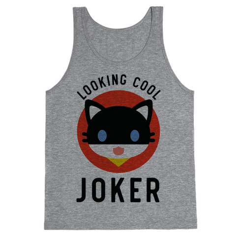 Looking Cool Joker Tank Top