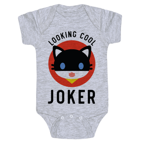 Looking Cool Joker Baby Onesy