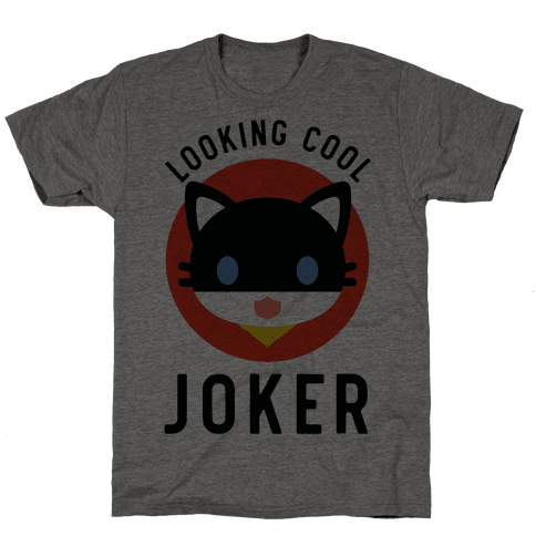 Looking Cool Joker Mens T-Shirt