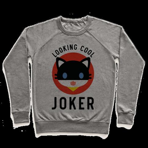 Looking Cool Joker Pullover