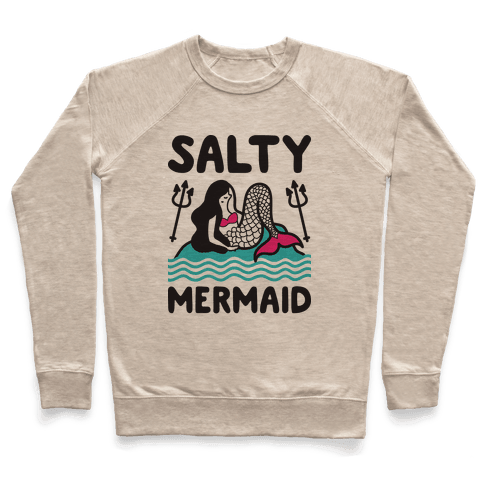 Salty Mermaid Pullover