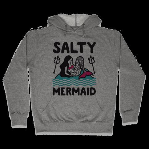 Salty Mermaid Hooded Sweatshirt