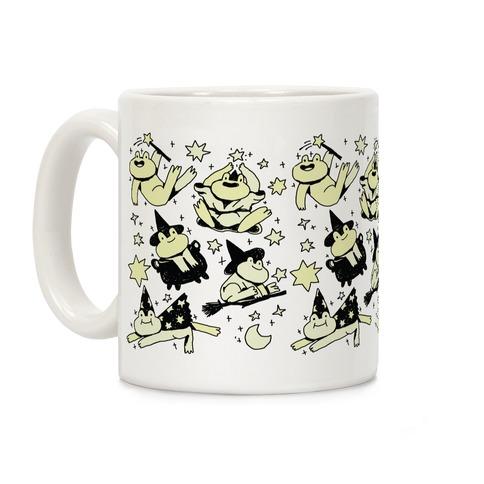 Magic Frogs Coffee Mug
