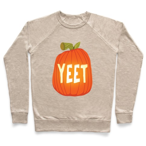 Yeet Pumpkin Pullover